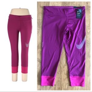 NIKE Run Essential Crop Tights XL